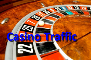 buy online casino traffic