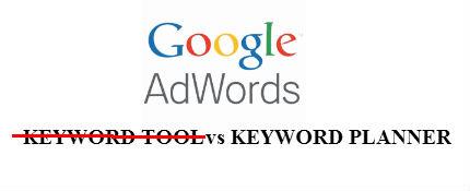 Google Keyword Tools vs. Keyword Planner